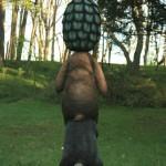 Totem back