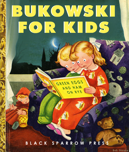 Funny Old Book Covers : Bob staake s bad little children books news circus