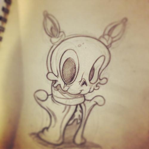 BOO sketch