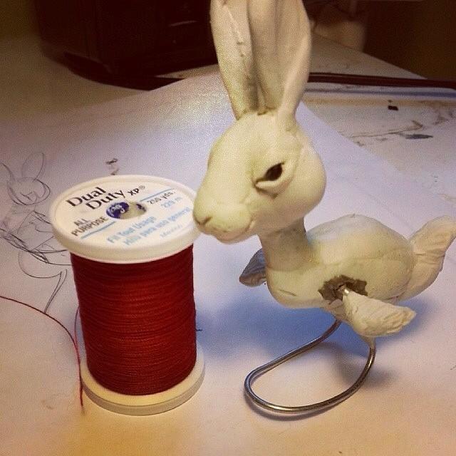 Work in progress by Carisa Swenson