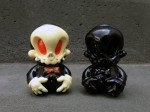 Chibi Pocket Sideshow 2 pack (paint w/ unpainted)  – Brandt Peters