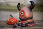 Slugg (w/Pumpkin and Worm)