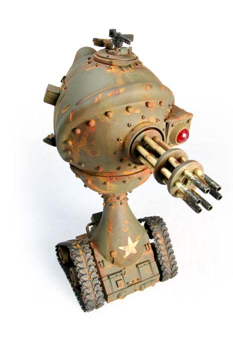 Tank Skelve No. 2
