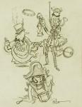 Drummer Boy Sketch