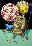 Confetti Cake-Pop Gerbil