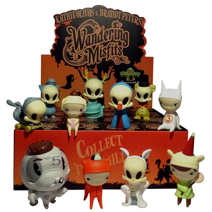 Wandering Misfits Case