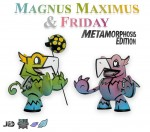 Magnus Maximus And Friday- Gradient Edition