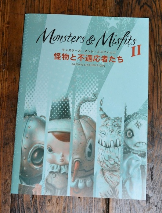 Monsters and Misfits 2 Catalogue