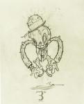 Pretzelman Sketch