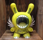 Deph Big Mouth Green Dunny 8 inch