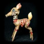 Bambie Gasmask Zombie Deer
