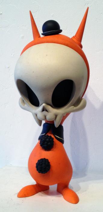 Halloween Trickster Skelve