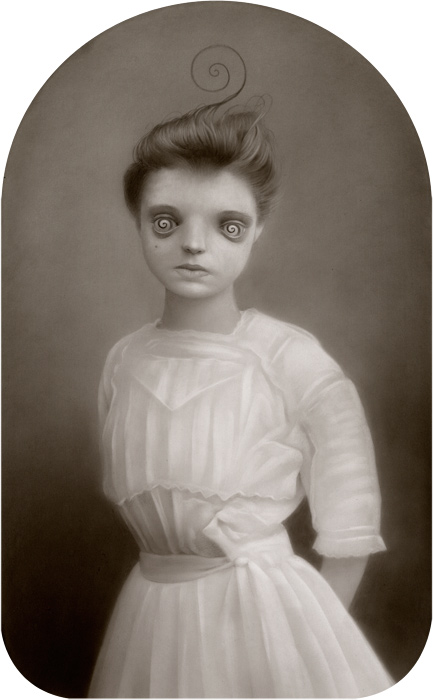 Hypno-Doll Print