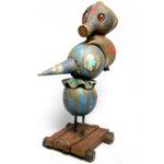 Gasmask Jack & Bird