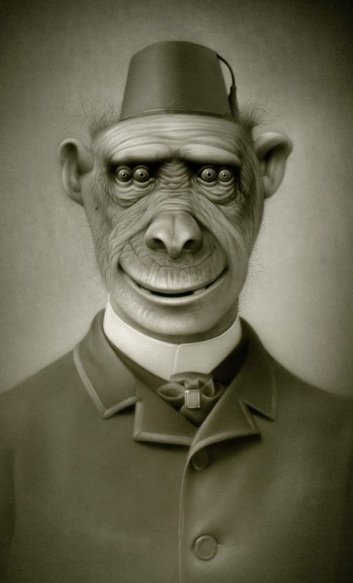 Maxo the Ultra-Chimp