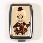 Ragnar Groovy Skeleton Pill Box