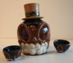 Rootbeer Float Sake Set