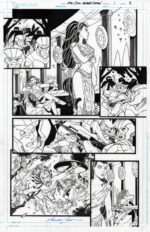 Wonder Woman Issue 1 Page 8