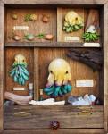 Curiosity Cabinet No. 1 - Clown Jellies