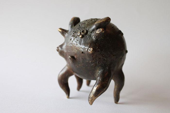 Bronze Pebblebug 1