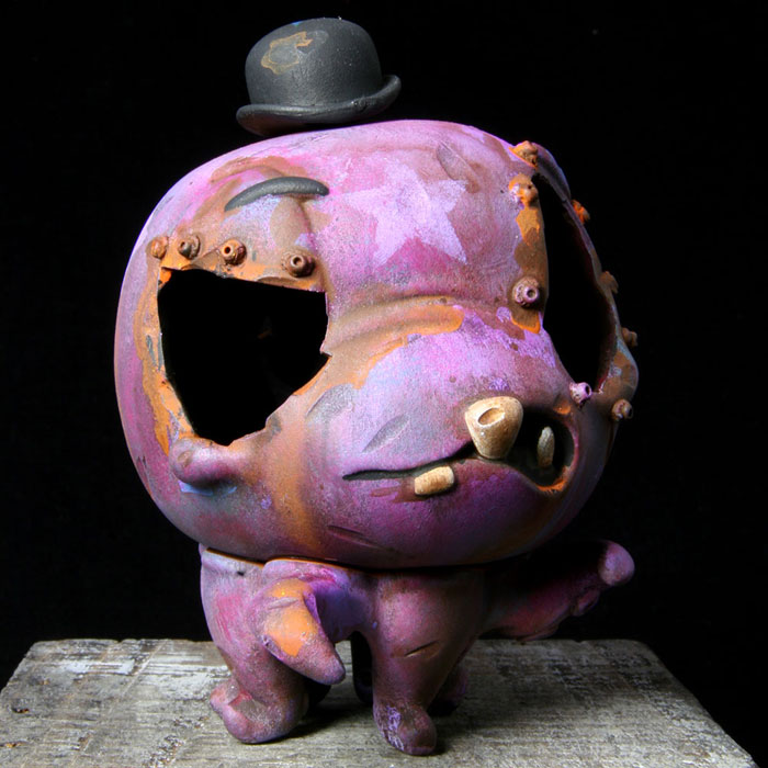 Pink Ink Slinger