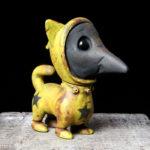 Yellow 4-Legged Plague Masao