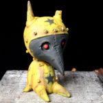 Yellow Plague Ash