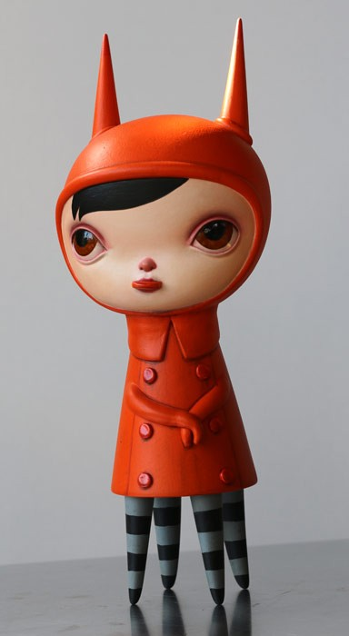 OrangeBatgirlCandyEater