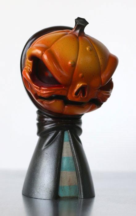 PumpkinGreeterGunMetal