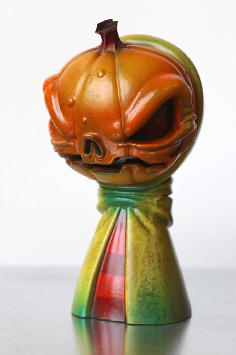 PumpkinGreeterToxicXmas