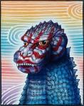 Godzilla-Kabuki