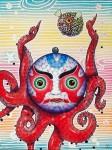 Kabuki-Octopus-Zen-Garden