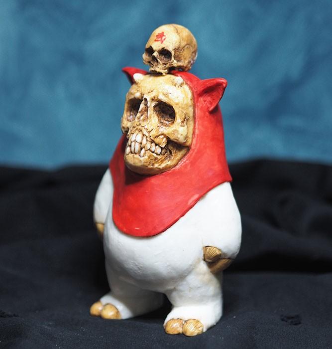 Skull-on-Gaki_RED
