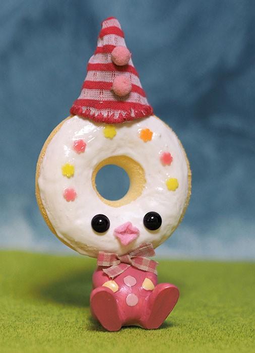 White_Donut_Clown