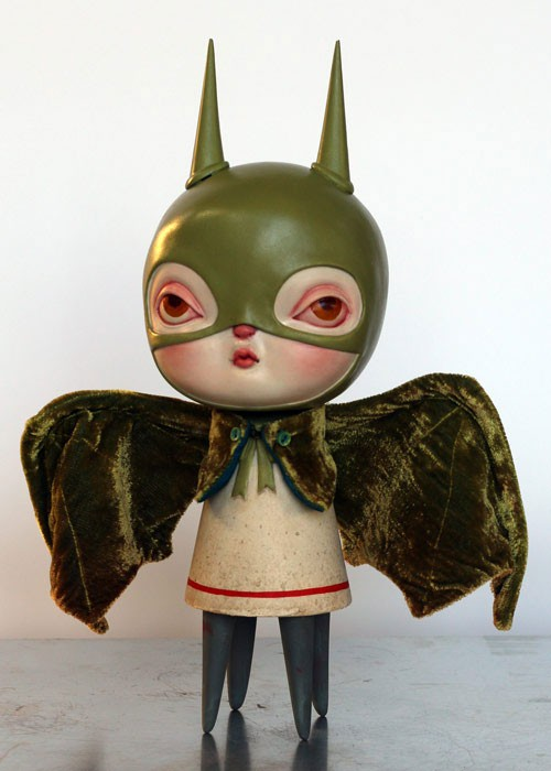 greenOliveBatgirl
