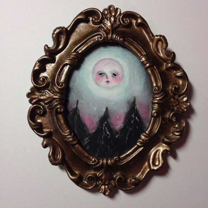 TinyMoon-WatercolorOnArchesPaper