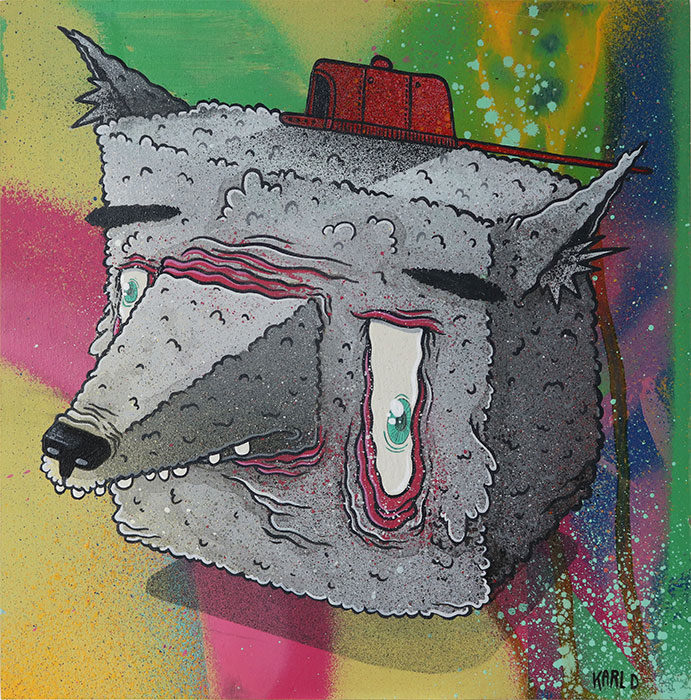 Lil boxy fox
