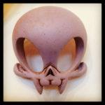 Violet-Mask