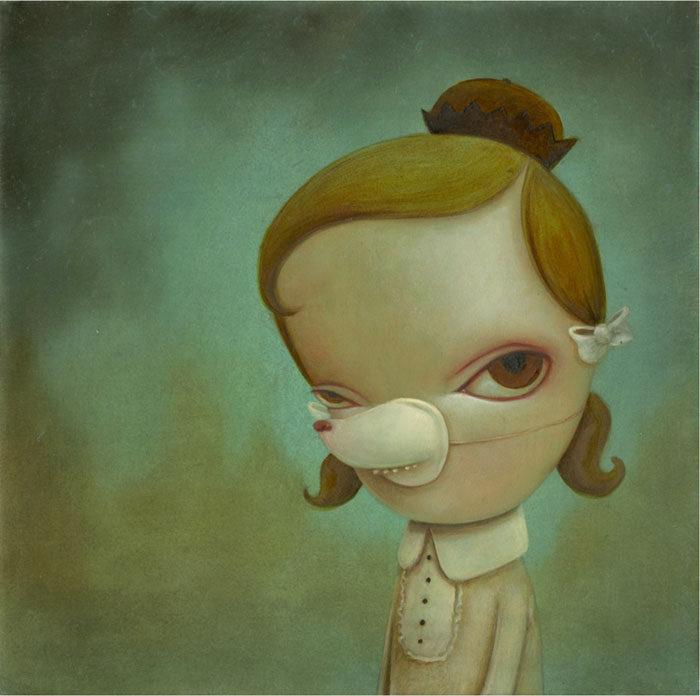 Masked-Hazel