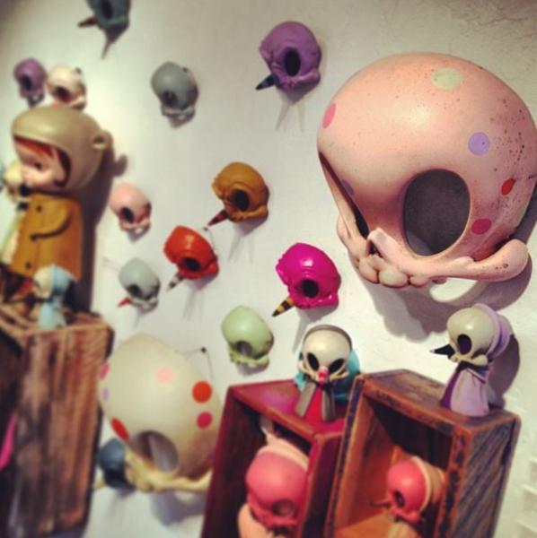 A plethora of Skelves by Kathie Olivas