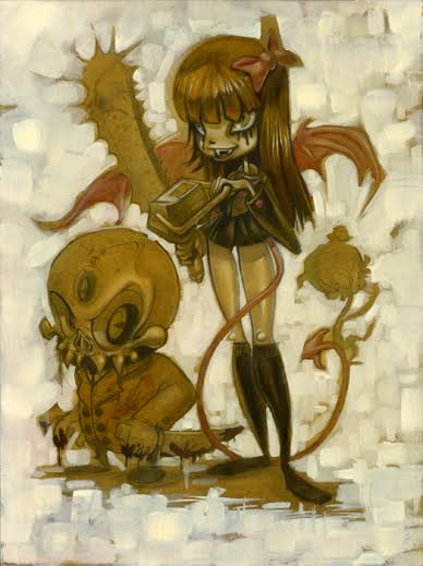Terror Girl: The Devil's Vampire