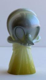 Custom Golden Green Midi Greeter