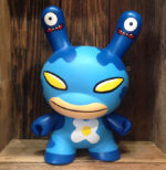Blue Egg Drop Dunny 8 inch