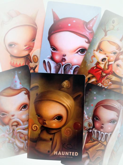Kathie Olivas Haunted Catalog