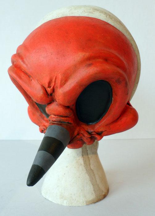 Red Phantom Bust