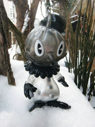 T+CP Japanese Sofubi: Brandt Peters' Stingy Jack - Old Timey Edition